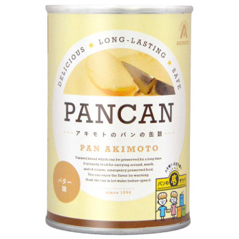 缶を開ければそこには本格パンが アキモトのパンの缶詰 プレミアムシリーズ 送料無料 一部地域を除く 1年保存 バター味 24缶入り APIs 格安 価格でご提供いたします 軽税 abt-1623153