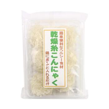 乾燥糸こんにゃく 6個入り×30袋  【abt-1625397】【APIs】 (軽税)