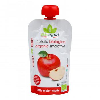 テルヴィス イタリアンスムージー リンゴ 120g×24個   【abt-1649598】【APIs】 (軽税)