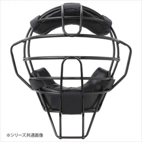 野球 審判用マスク プレミアムスリマー硬式・軟式両用マスク BX83-73  【abt-1470401】【APIs】