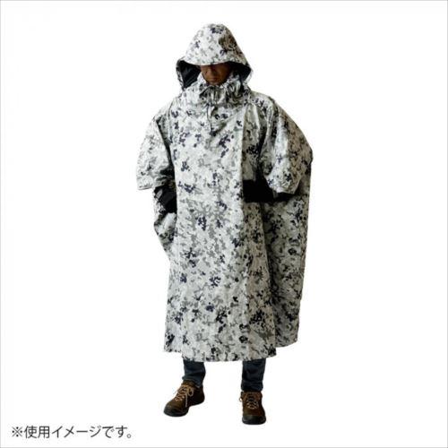 アンアクター(迷彩ポンチョ) ホワイトカモ GKP02  【abt-1510821】【APIs】