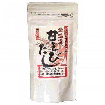 札幌食品サービス 北海道 甘えびだし 80g×25袋  【abt-1597502】【APIs】