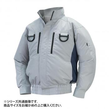 NA-113B 空調服フルハーネス 充白セット M シルバー/チャコール チタン タチエリ 8209550  【abt-1601420】【APIs】