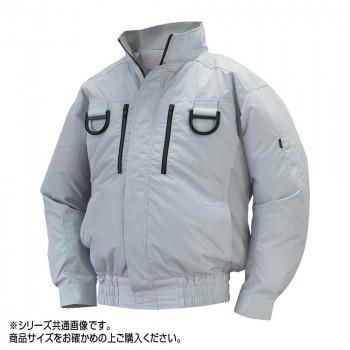 NA-113C 空調服フルハーネス 充白セット M シルバー チタン タチエリ 8119026  【abt-1601448】【APIs】
