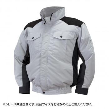 NF-111C 空調服上部ファン 充白セット3L シルバー/ブラック チタン タチエリ 8119265  【abt-1602084】【APIs】