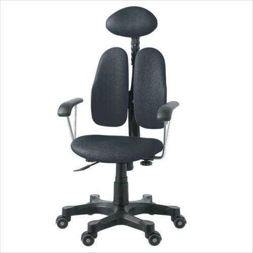 回転椅子 DR-7900SP(PU 黒)  【yst-1407835】【APIs】