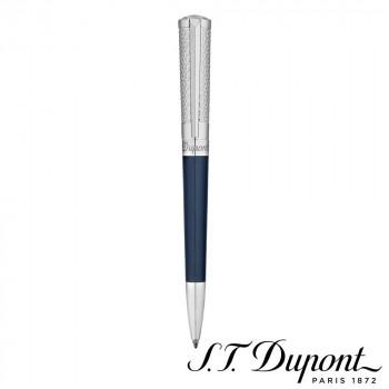 S.T. Dupont エス・テー・デュポン リベルテ ボールペン ブルーラッカー&パラディウム 465017  【yst-1538870】【APIs】