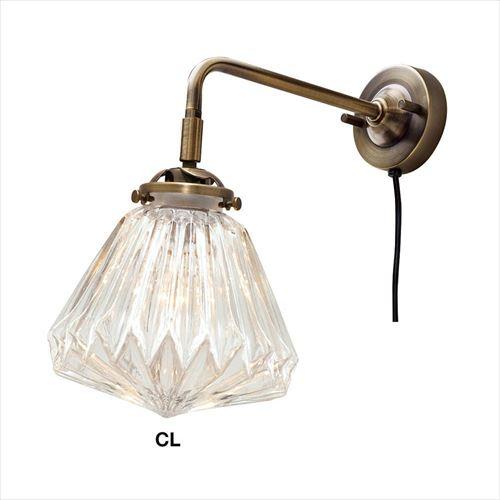 ブラケットライト ロレエ-BL- LT-2511 CL  【yst-1211946】【APIs】:家具・インテリア雑貨のMashup