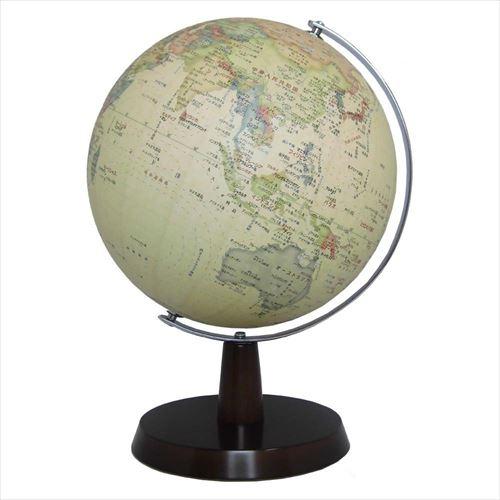 SHOWAGLOBES 地球儀 アンティーク風 26cm 26-CAM  【yst-1105555】【APIs】