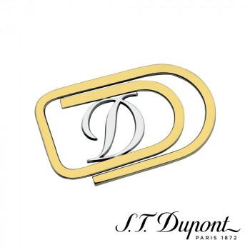 S.T. Dupont エス・テー・デュポン マネークリップ ゴールド 003006  【yst-1538849】【APIs】