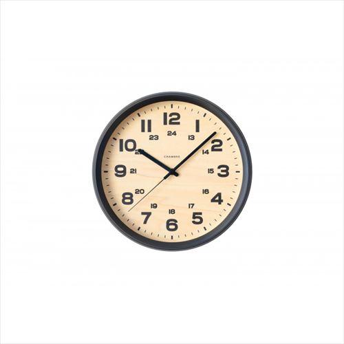 BRAM CLOCK 電波時計 CHARCOAL GRAY・CH-050CG  【yst-1553564】【APIs】