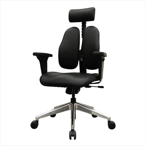 シンプルなフォルムのチェアです 回転椅子 新品■送料無料■ メイルオーダー DR-7550GD yst-1407834 APIs BLACK