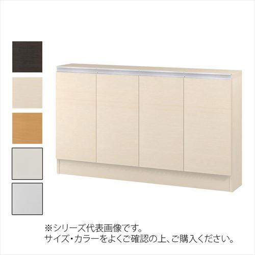 情熱セール つかみやすいハンドルの扉付き収納棚 TAIYO MIOミオ ミドルオーダー収納 yst-1493099 S APIs 返品不可 70120
