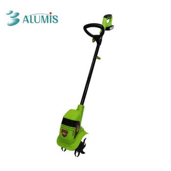リチウムイオンバッテリー搭載 家庭用充電式耕運機 本物 充電式家庭用耕運機 オンラインショッピング 耕す造 APIs yst-1658478 AKT-18V