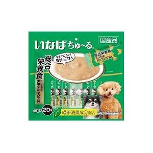 (まとめ)ちゅーる20本総合笹身チキンM14g20本 (ペット用品・犬フード)【×16セット】