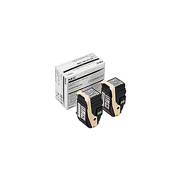 【純正品】 NEC エヌイーシー トナーカートリッジ 【PR-L9110C-14W BKX2 ブラック】 2本セット
