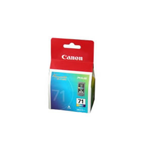 (業務用3セット)【純正品】 Canon キャノン インクカートリッジ/トナーカートリッジ 【BC-71 3色カラー】 ×3セット