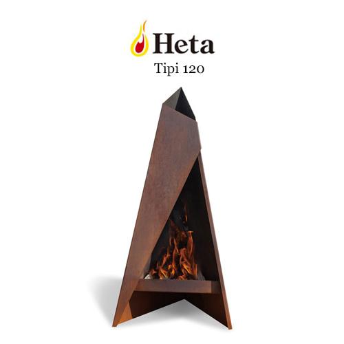 ファイヤープレイス TIPI120 焚き火 Tipiにコンパクトサイズが登場! キャンプ グランピング ベランピング おしゃれ 人気