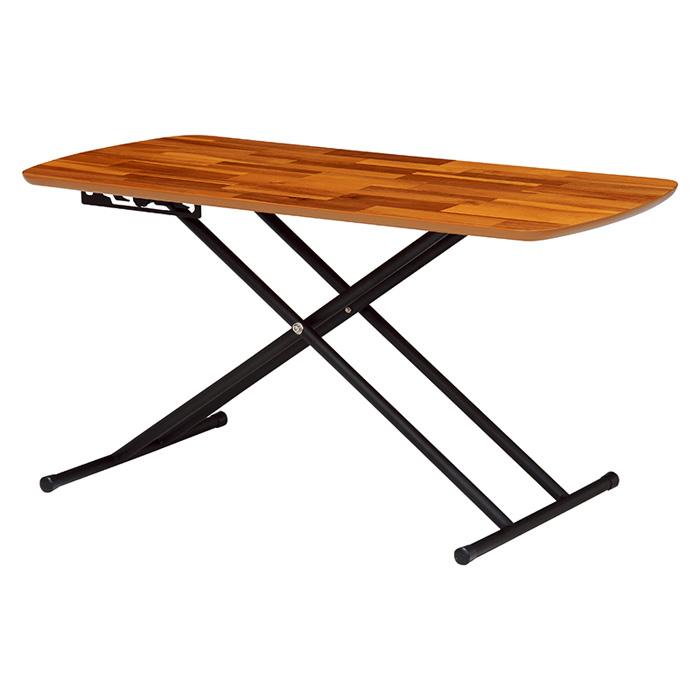 リフティングテーブル(アカシア) KT-3182AC 2090872900