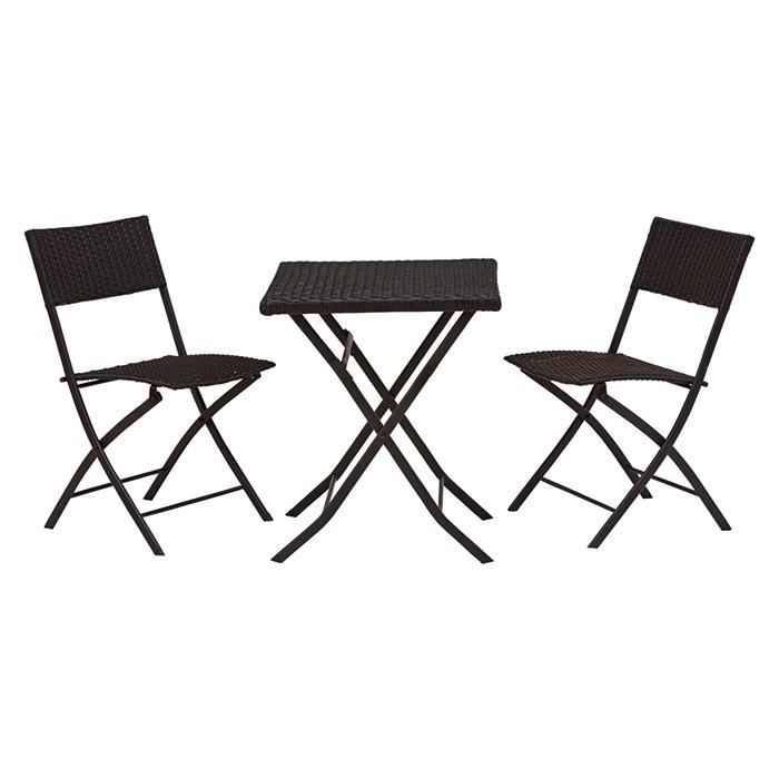 テーブル(ブラック) LGS-4067BK 2101791200 【送料無料】