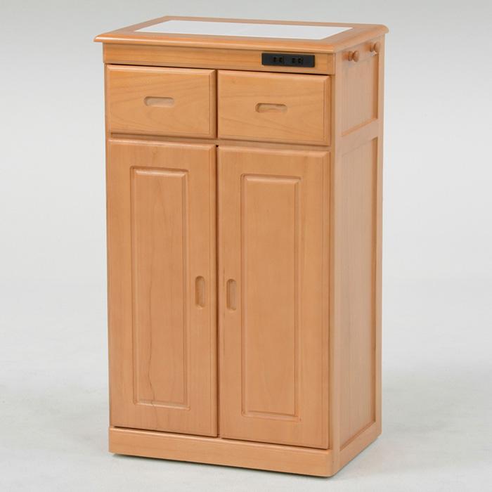キッチンカウンター(ナチュラル) MUD-6132SNA 【送料無料】