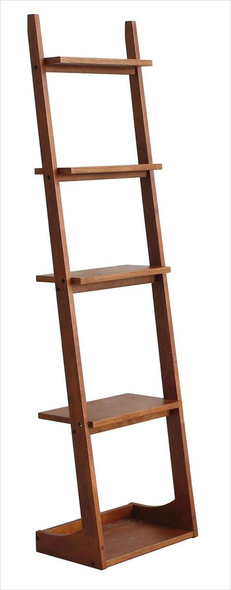 hommage Ladder Rack 【hommage】【オマージュ】 ラダーラック 飾り棚 ディスプレイ オーク材 天然木 【送料無料】