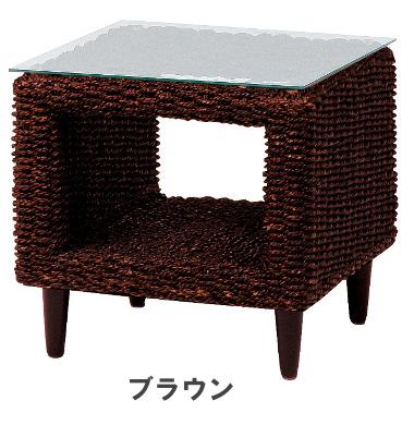 グランツシリーズ サイドテーブル(ブラウン) RL-1440BR-ST 【送料無料】