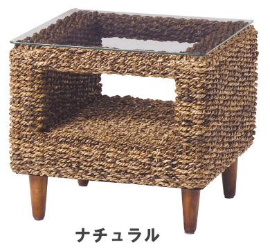 グランツシリーズ サイドテーブル(ナチュラル) RL-1440NA-ST