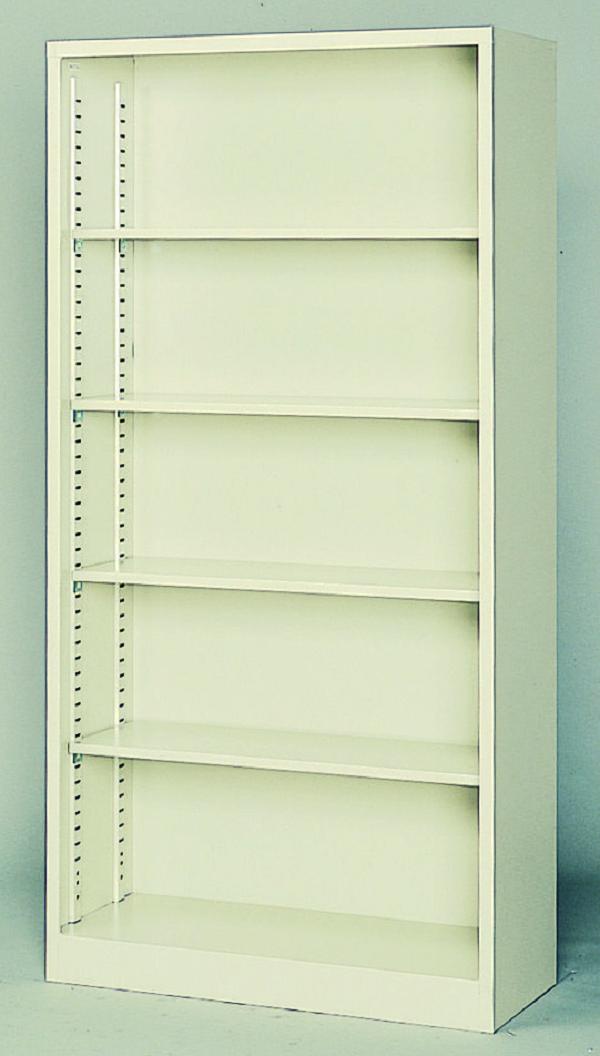 SEIKO FAMILY(生興) オープン書庫 G-36・OP   本体サイズ W880×D400×H1790