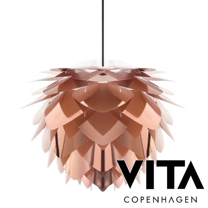 VITA Silvia copper ヴィータ シルヴィア コパー (1灯/ブラックコード) elux エルックス 送料無料