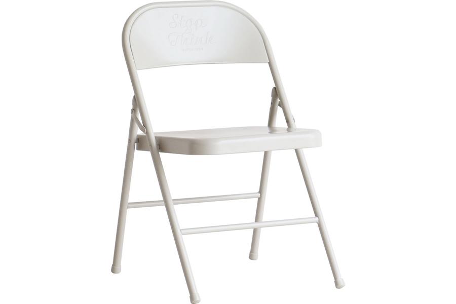 Folding Chair -lyle- 商い 流行のアイテム MU マッシュルーム