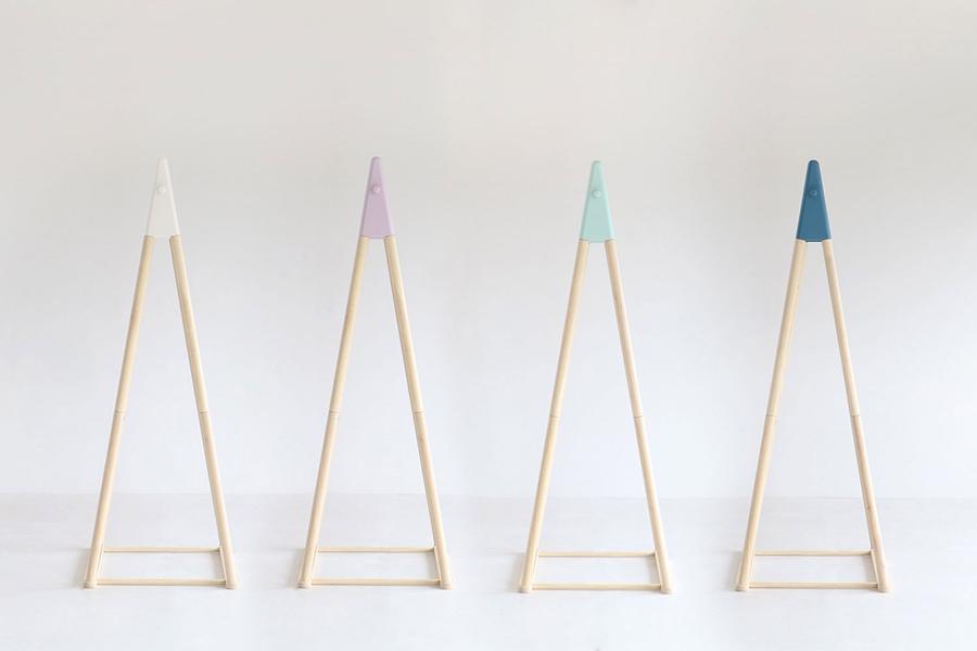 Kids 通販 激安◆ 全国一律送料無料 Hanger Rack ラベンダーピンク LPK -letty-