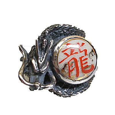 日本製 メンズリング 送料無料 男性用リング 雨龍リング シルバーアクセサリー 和物 龍リング 動画 ハード系リング サイズ18~23号 シルバーリング ブランド<銀燭>