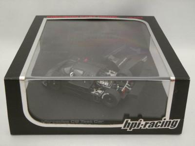 【中古】【hpi・racing】1/43 ザウバー メルセデス C9 テストカー LIMITED EDITION【赤道店】[併売:342]