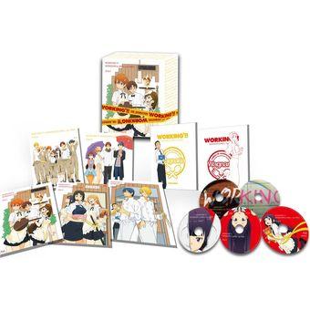【中古】[Blu-ray] WORKING´!! Wonderful★Blu-ray Box【完全生産限定版】 [ANZX-11521][併売:0KNI]【赤道店】