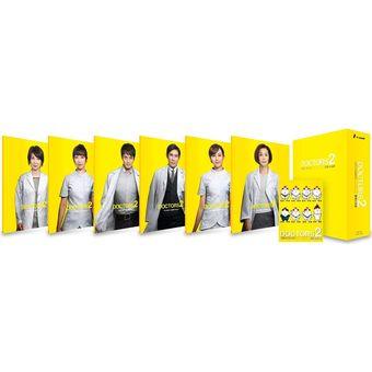 【中古】[Blu-ray] DOCTORS 2 最強の名医 Blu-ray BOX [TCBD-0292][併売:0L0R]【赤道店】