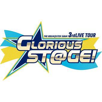 【中古】[Blu-ray] THE IDOLM@STER SideM 3rdLIVE TOUR ~GLORIOUS ST@GE!~ LIVE Blu-ray (Side SENDAI) [LABX-8317~20] [併売:0QF5]【赤道店】