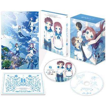【中古】[Blu-ray] 凪のあすから BOX付き全9巻セット (初回限定版) [併売:0RRE]【赤道店】