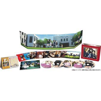 有名な ネコポス対応不可 海外限定 中古 Blu-ray けいおん BOX 赤道店 併売:0VAF PCXE-60072 初回限定生産