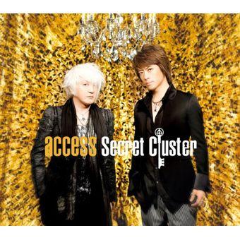 【中古】[CD] Secret Cluster(初回限定盤A) [DWDH-008/9][併売:0N9U]【赤道店】