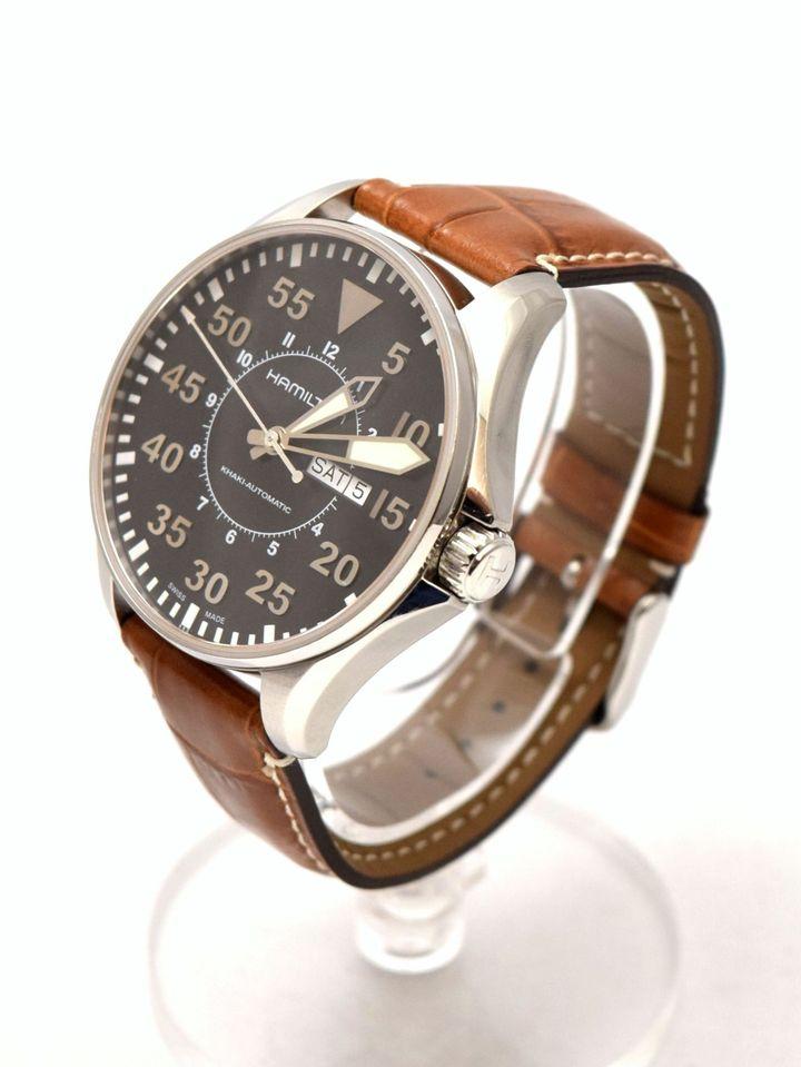 【中古】【腕時計】【HAMILTON/ハミルトン】H64715885[黒:A43]【赤道店】