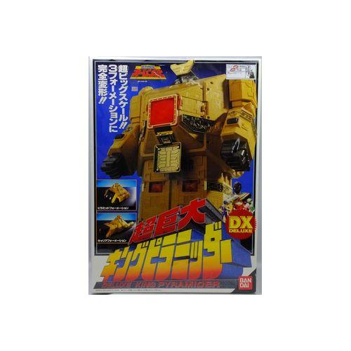 【中古】超力戦隊オーレンジャー 超巨大DXキングピラミッダー[箱のみ開封][併売:0T4H]【赤道店】