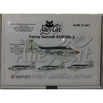 【中古】Fairey Gannet AEW.MK3 [併売:0M9H]【赤道店】