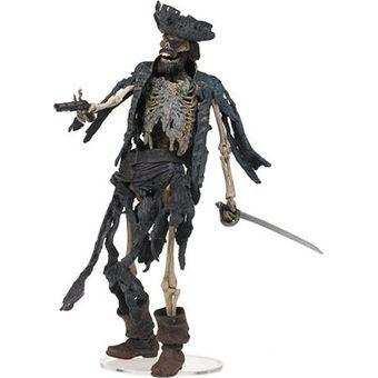 【中古】【未開封】NECA Pirates of the Caribbean Action Figure Series 1 CURSED PIRATE (変色あり)[フィギュア][併売:0LSS]【赤道店】