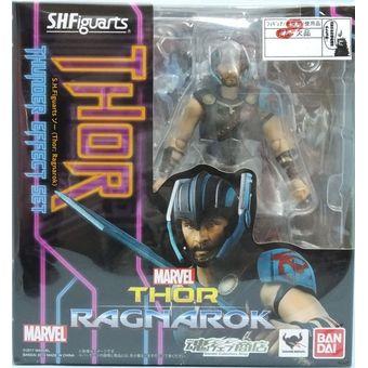 【中古】【未開封】S.H.Figuarts ソー (Thor: Ragnarok) サンダーエフェクトセット[併売:0K85]【赤道店】
