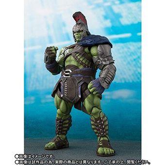 【中古】 S.H.Figuarts ハルク (Thor: Ragnarok)  [併売:0KR1]【赤道店】