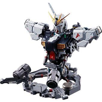【中古】 FORMANIA EX 機動戦士ガンダム 逆襲のシャアRX-93 νガンダム 全長約180mm フィギュア  [併売:0KT5]【赤道店】