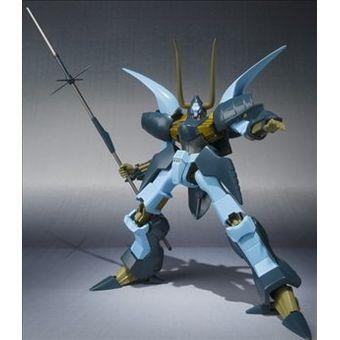 【中古】ROBOT魂 -ロボット魂-〈SIDE HM〉 グルーン [重戦機エルガイム] (訳あり)[併売:0OWS]【赤道店】