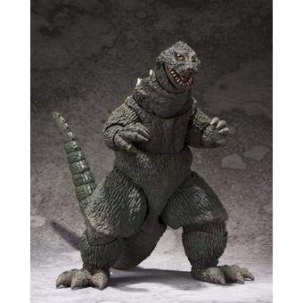 【中古】 【未開封】S.H.MonsterArts ゴジラ(1962)[併売:0NIT]【赤道店】