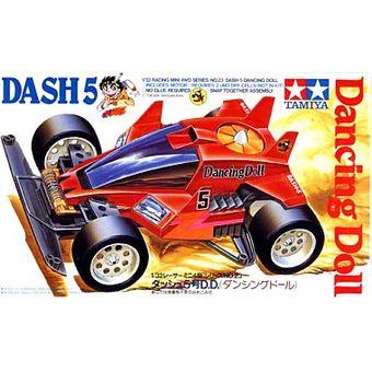 【中古】レーサーミニ四駆 ダッシュ5号 D.D. ダンシングドール [併売:03TZ]【赤道店】